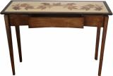 Maple Leaf Sofa Table 40w x 14d x 30h inches