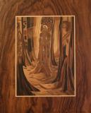 Spirit of Emily 30.5 x 35.5 cm
