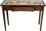 Maple Leaf Sofa Table 40w x 14d x 30h inches