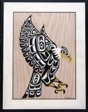 Eagle 28w x36h cm
