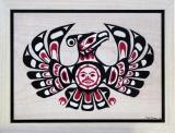 Nimpkish Thunderbird (after Jim Gilbert) 33w x 25h cm