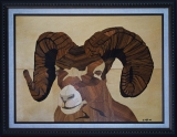 Big Horn Mountain Sheep (1986)